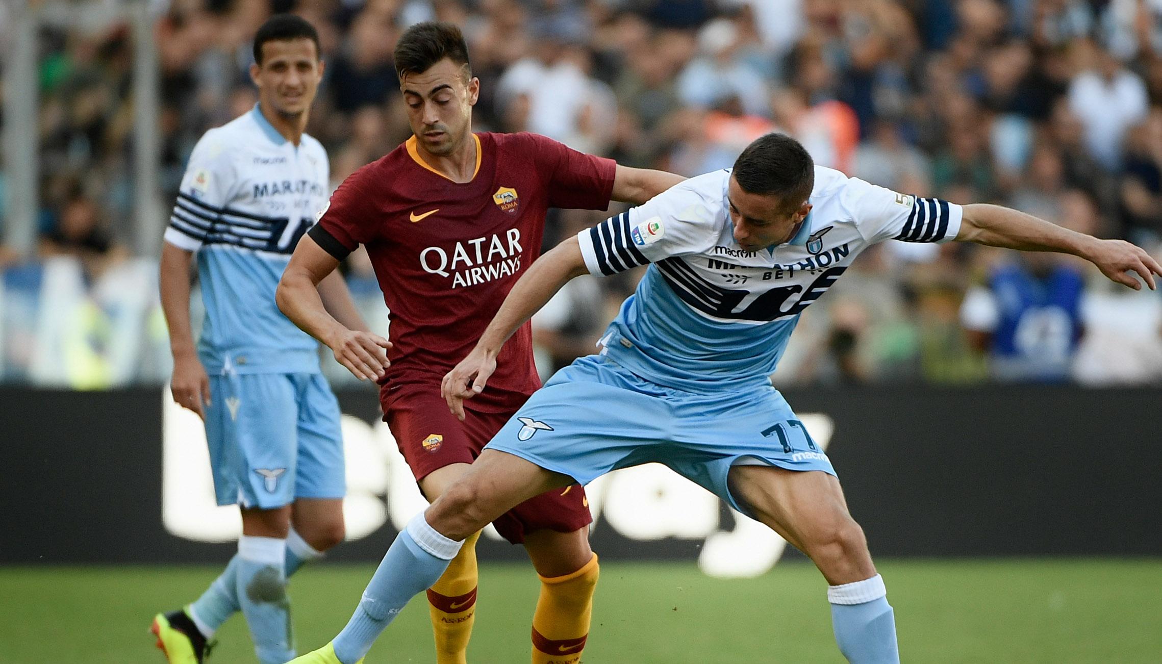 Lazio Rom – AS Rom: In Lauerstellung ins Derby
