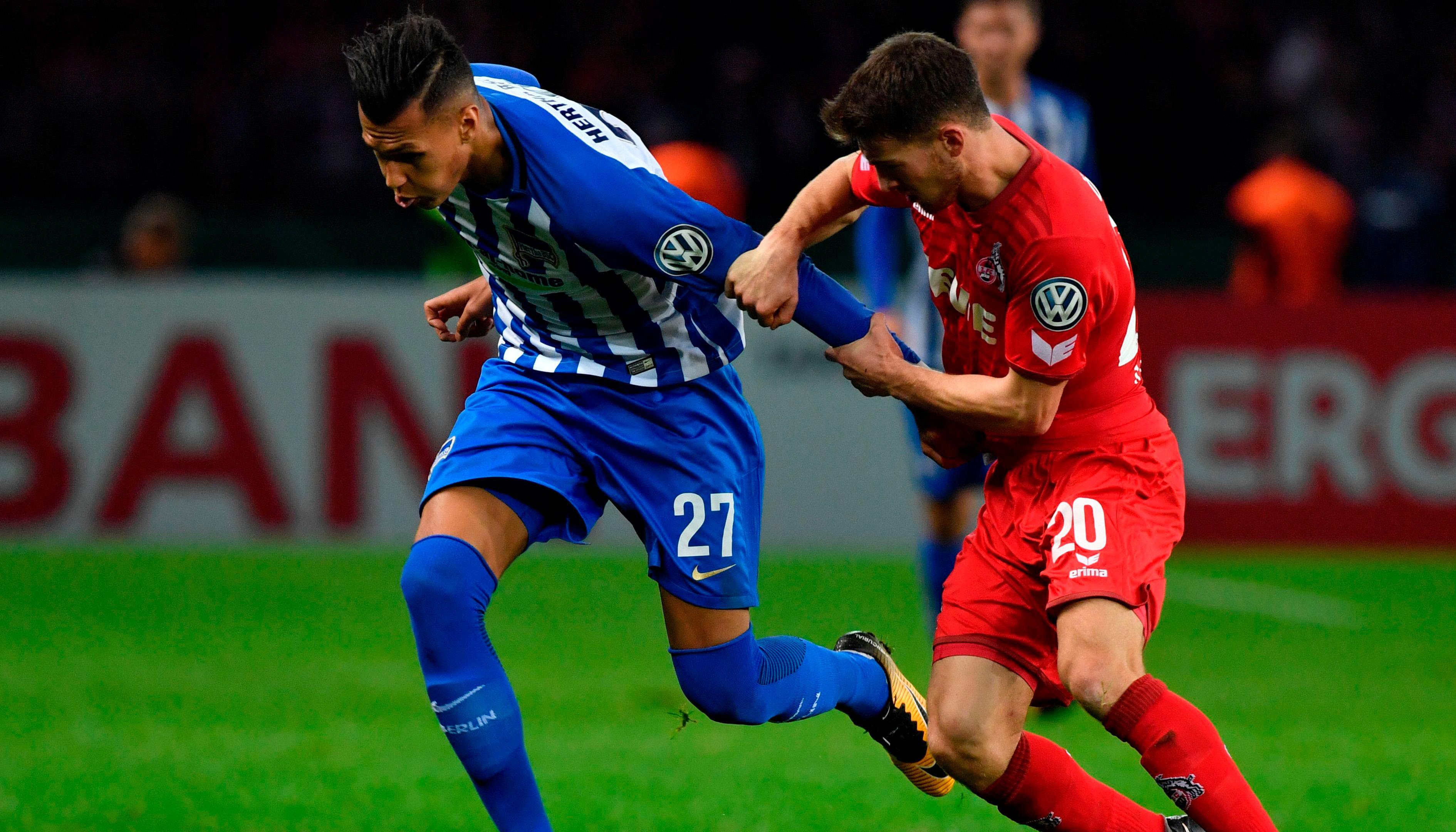Hertha BSC – 1. FC Köln: Alles beim Alten für den Effzeh