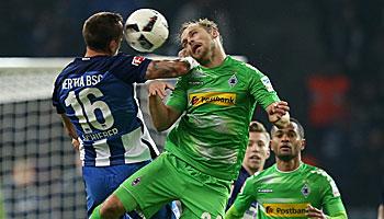 Hertha BSC – Borussia Mönchengladbach: Fohlen auf sicherem Terrain für 10 Punkte-Start