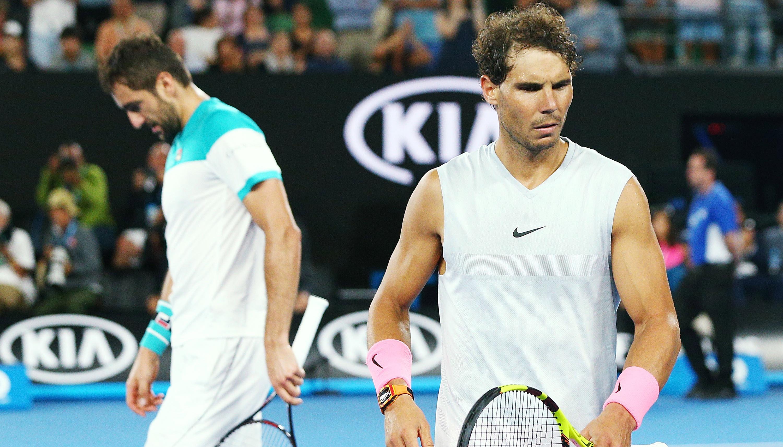 Vor den Australian Open – Es zwickt bei einigen Top-Favoriten