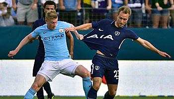 Tottenham Hotspur – Manchester City: Skyblues wollen feiern
