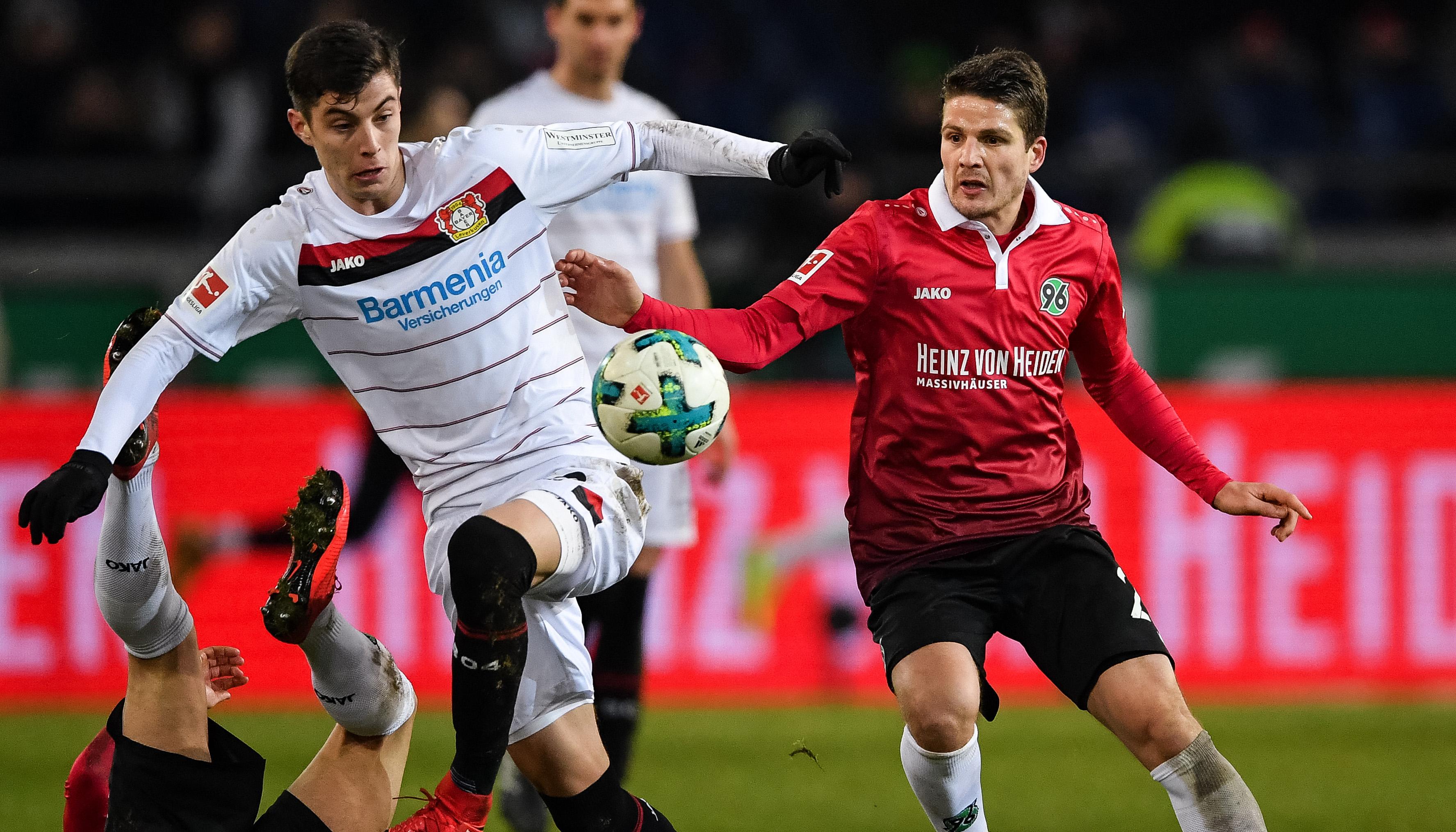 Bayer Leverkusen – Hannover 96: Die Werkself trifft auf einen Lieblingsgegner
