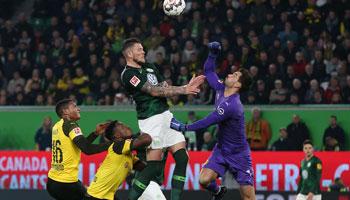 BVB – VfL Wolfsburg: Wegweisende Generalprobe für den Klassiker