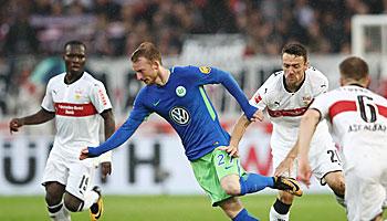 VfL Wolfsburg – VfB Stuttgart: Die Wölfe haben einen Lauf