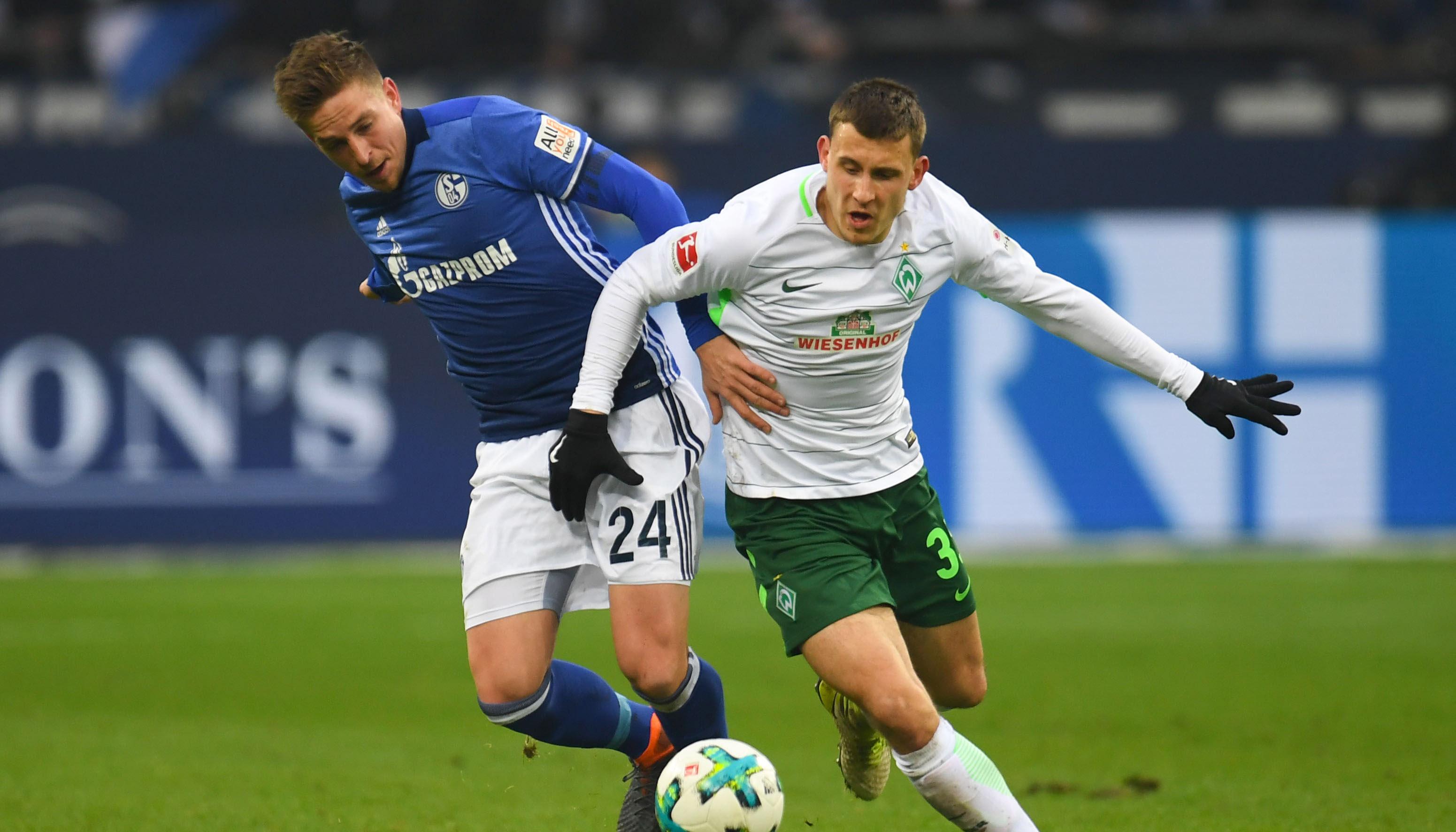 FC Schalke – Werder Bremen: Aufwärtstrend gegen Aufwärtstrend