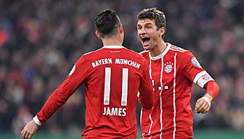 Bundesliga: Das sagt die Hinrunden-Tabelle voraus