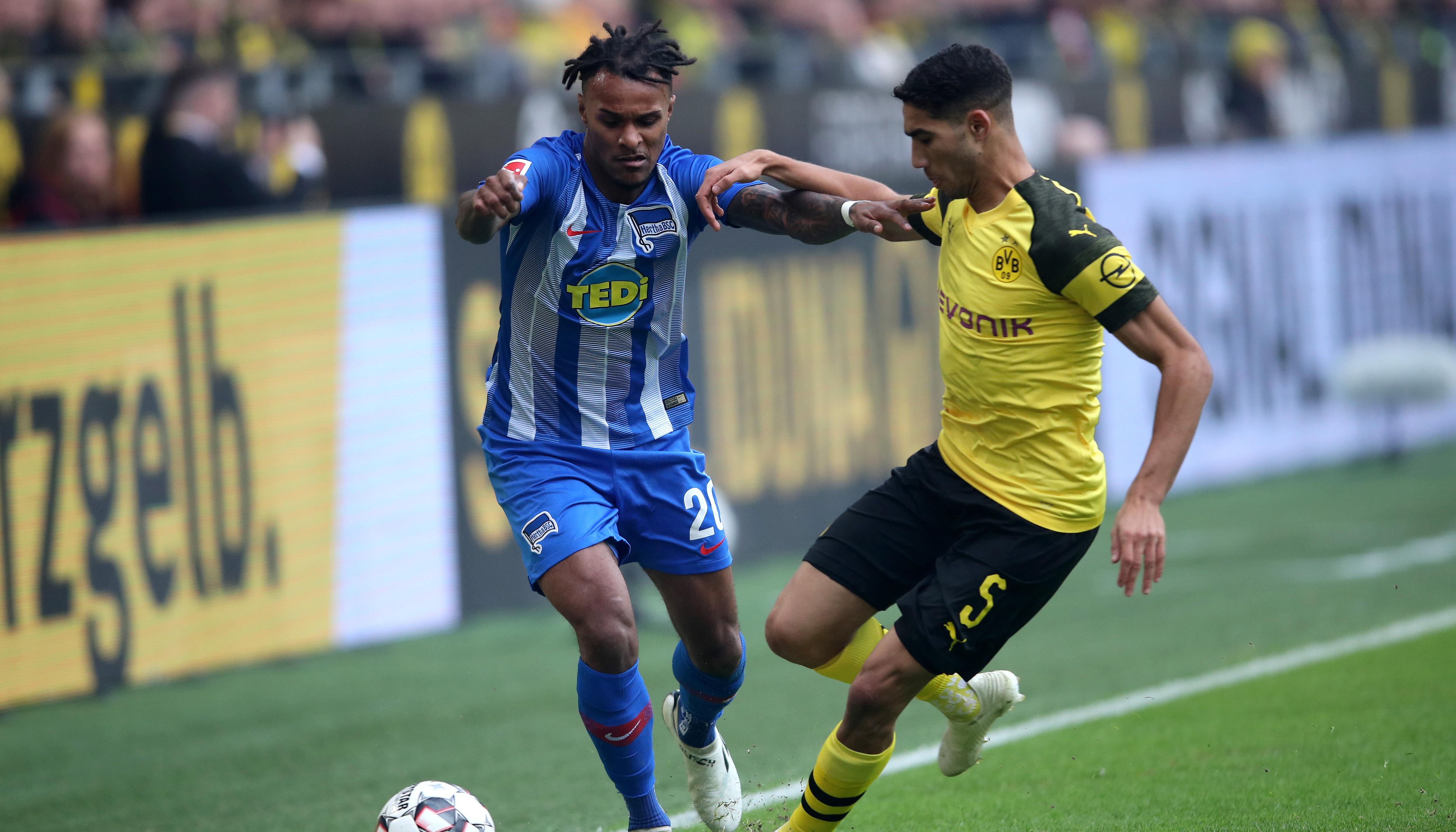 Hertha BSC – BVB: Einer verliert sein Ziel aus den Augen