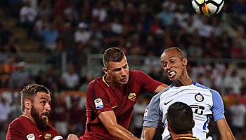 AS Rom – Inter Mailand: Die Roma will wieder ein Top-Team sein