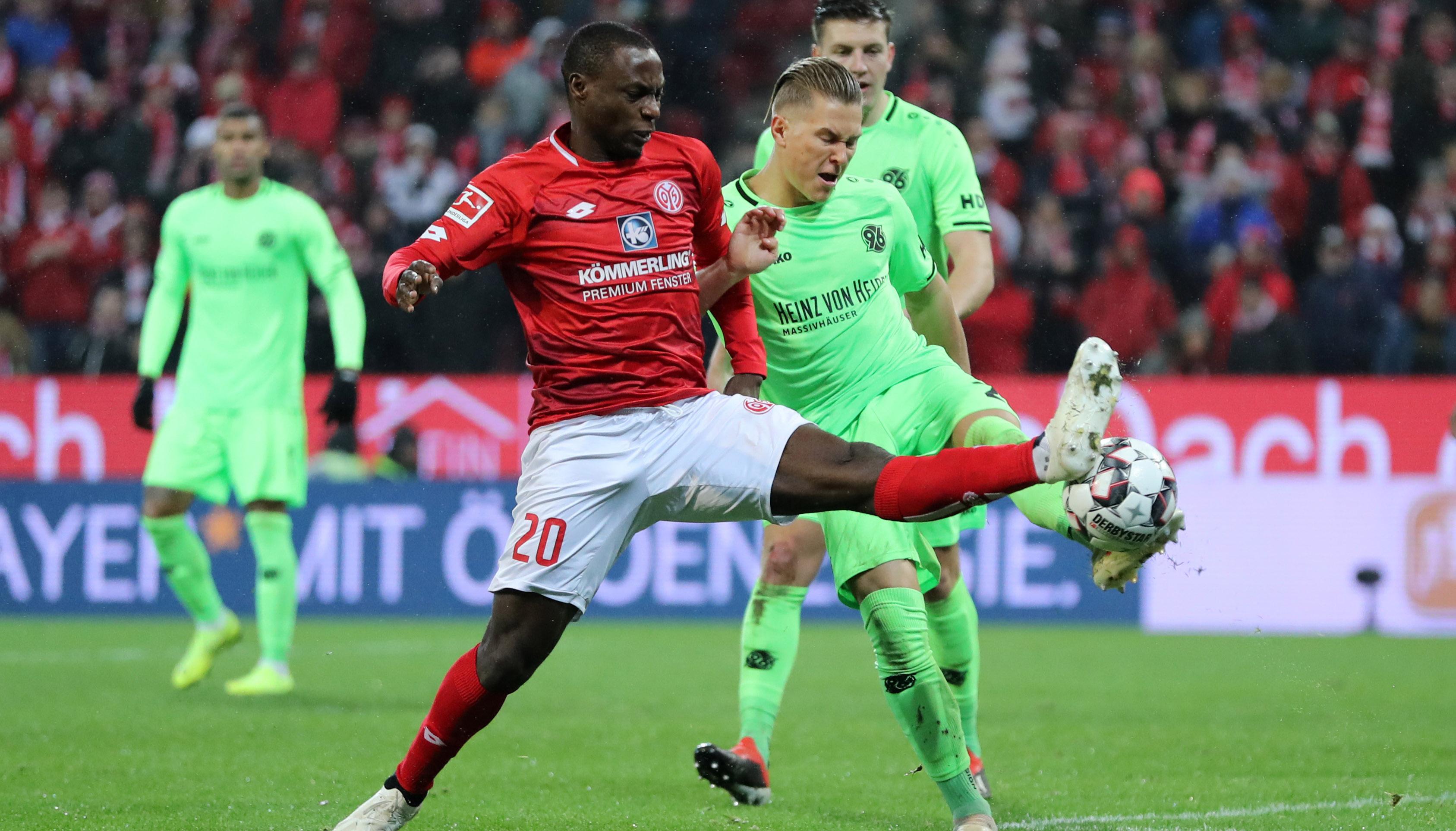 Hannover 96 – FSV Mainz 05:Der wirklich allerletzte Strohhalm für 96