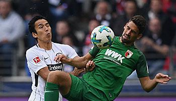 FC Augsburg – Eintracht Frankfurt: Torjäger im Fokus