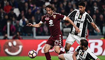 Juventus – FC Turin: Stadtderby in der Coppa Italia