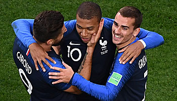 Dänemark – Frankreich: Der Sieger gewinnt die Gruppe