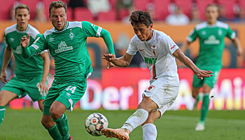 Werder Bremen – FC Augsburg: Nach der Kür kommt die Pflicht
