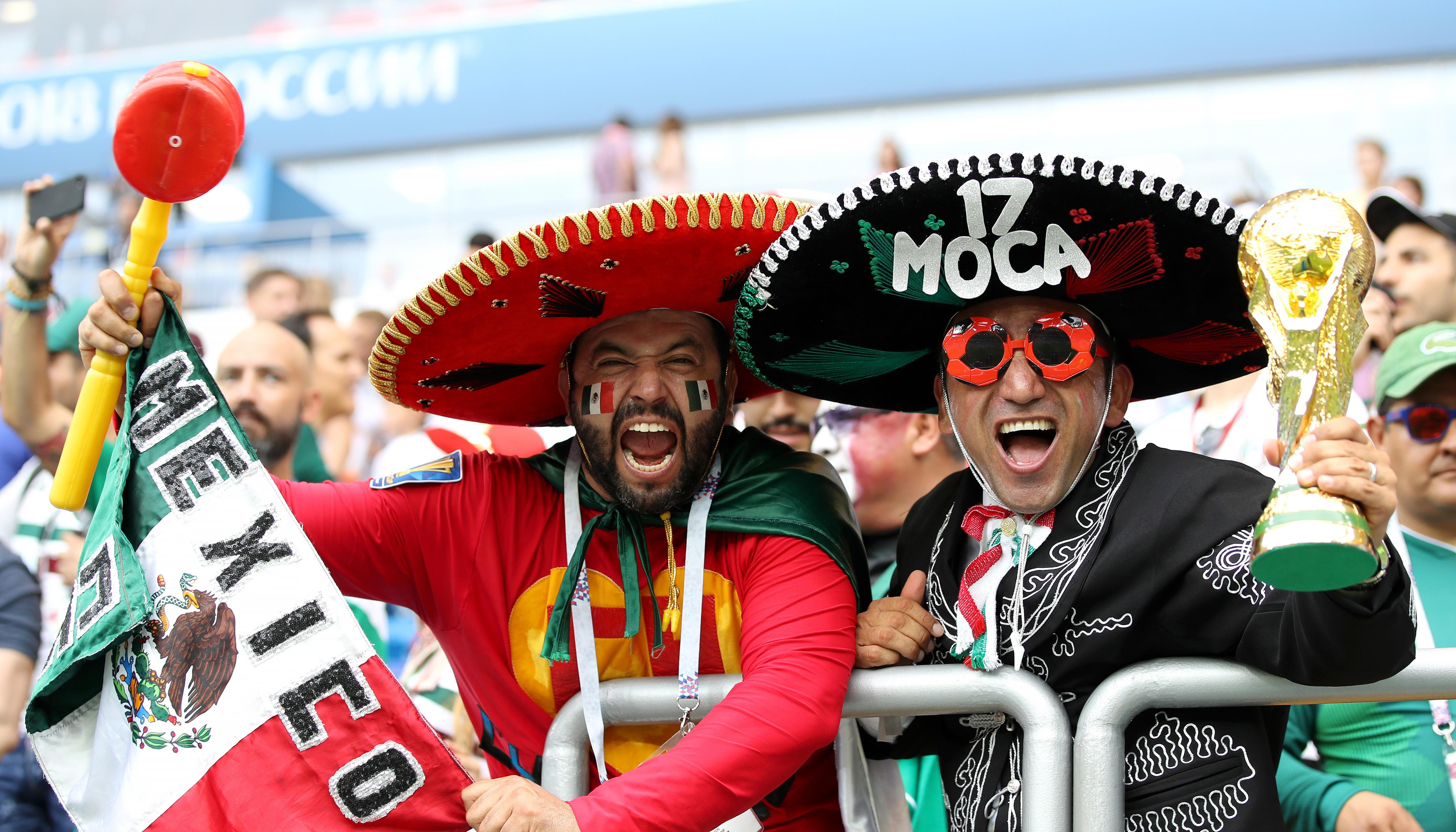 Prognose Südkorea Mexiko