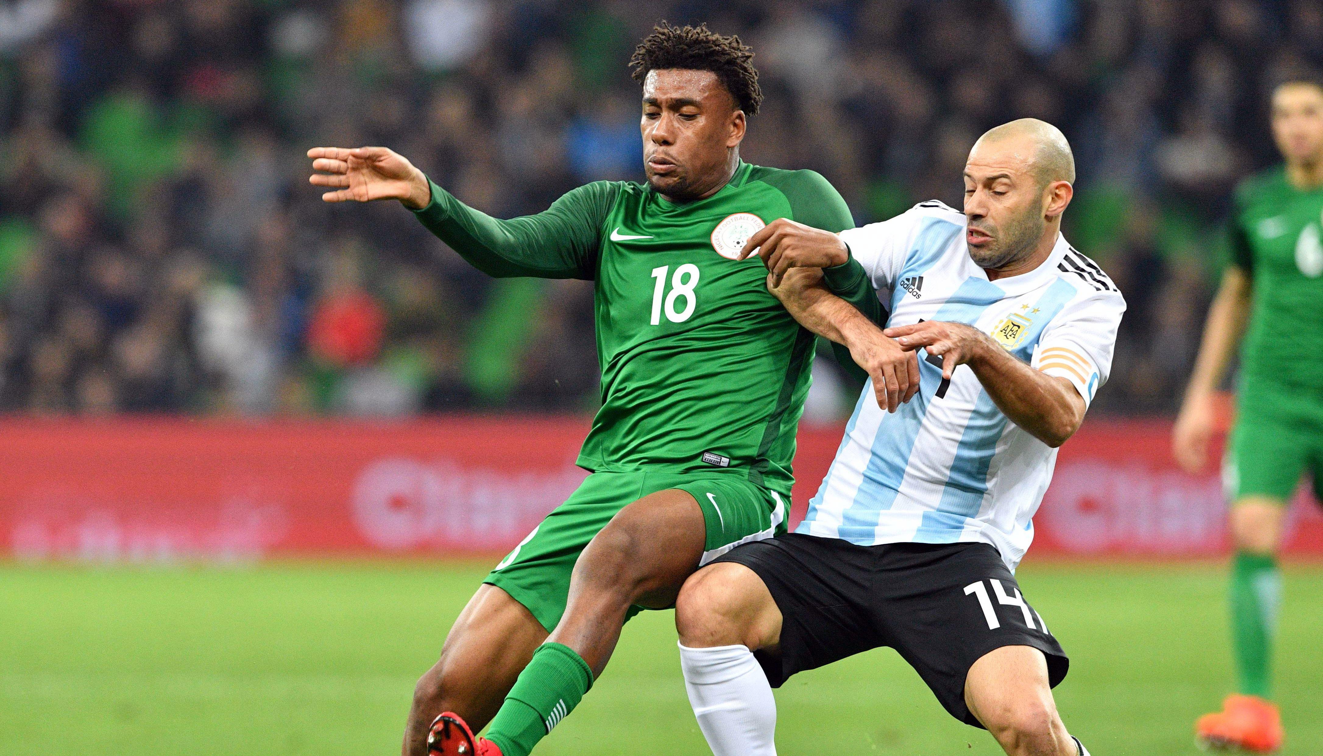 Nigeria – Argentinien: WM-Serie der Gauchos soll helfen