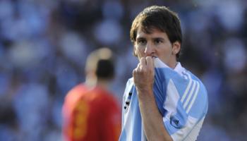 España-Argentina: sin Messi no sería lo mismo