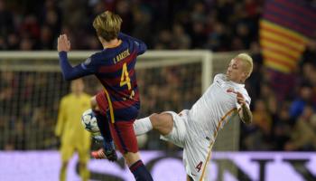 Barcelona-Roma: ¿Quién puede con el favorito?