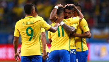 Rusia-Brasil: ensayo mundialista entre el anfitrión y un serio candidato