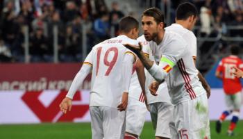 Alemania-España: el 0-1 es suficiente y bendito