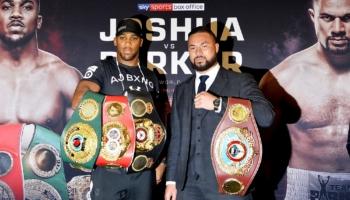 Joshua-Parker: el británico buscará el título de los pesos pesados por KO