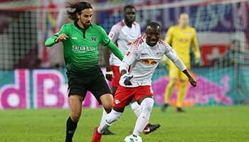Hannover 96 – RB Leipzig: Die Gäste haben reichlich Selbstvertrauen getankt