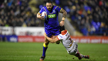 Super League: Vikings, Wolves and Warriors make up Round 7 treble