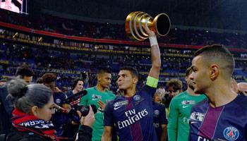 Coupe de la League: PSG vor dem ersten Schritt zum Trost-Triple