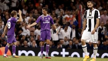 Real – Juventus : objectif remondata pour les Turinois !