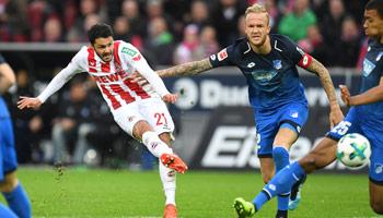 TSG Hoffenheim – 1. FC Köln: Effzeh schaltet in den Aufholmodus