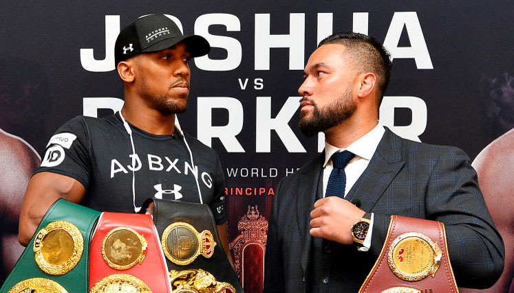 Joshua vs Parker: AJ tipped to KO Kiwi just after halfway point