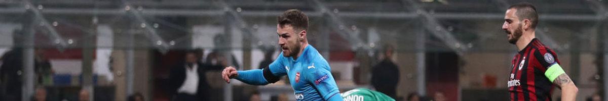 Arsenal vs AC Milan: Gunners to confirm Europa League superiority