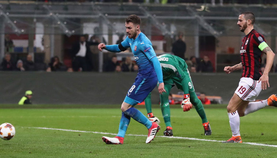 Arsenal vs AC Milan: Gunners to confirm Europa League superiority