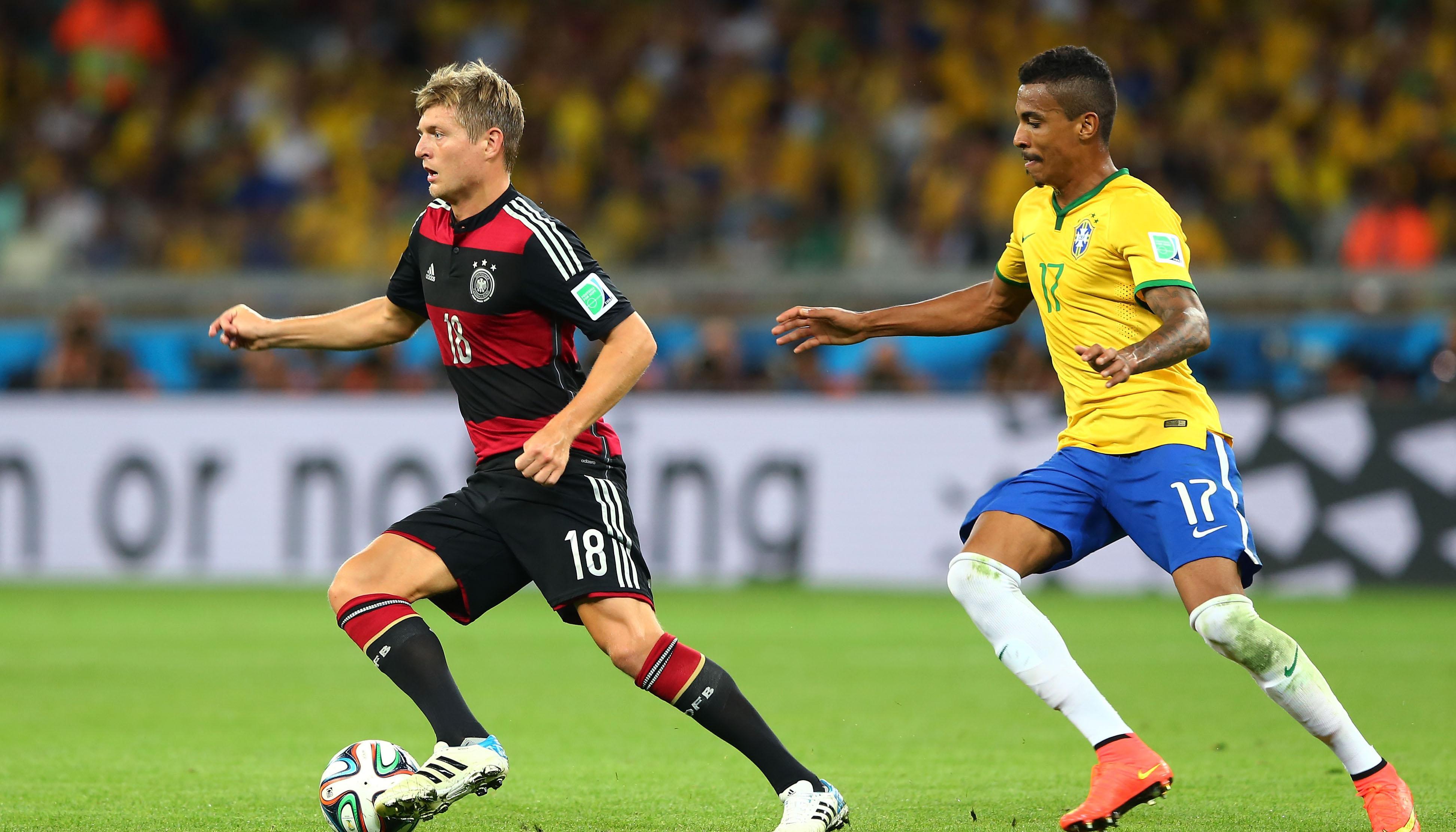 Deutschland – Brasilien: Das vorweggenommene Endspiel