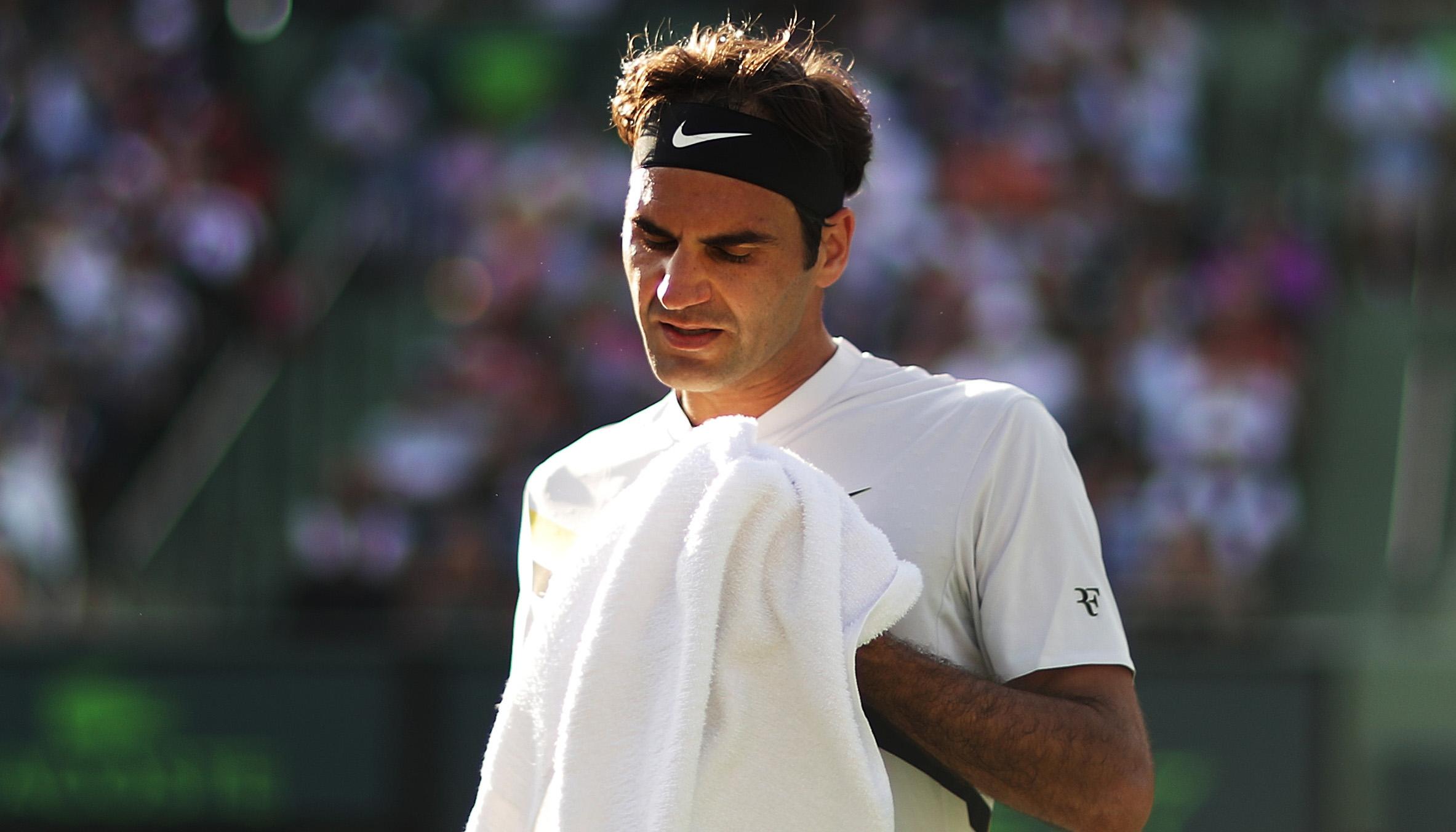 Roger Federer: Die Niederlage in Miami wirft ihn nicht um