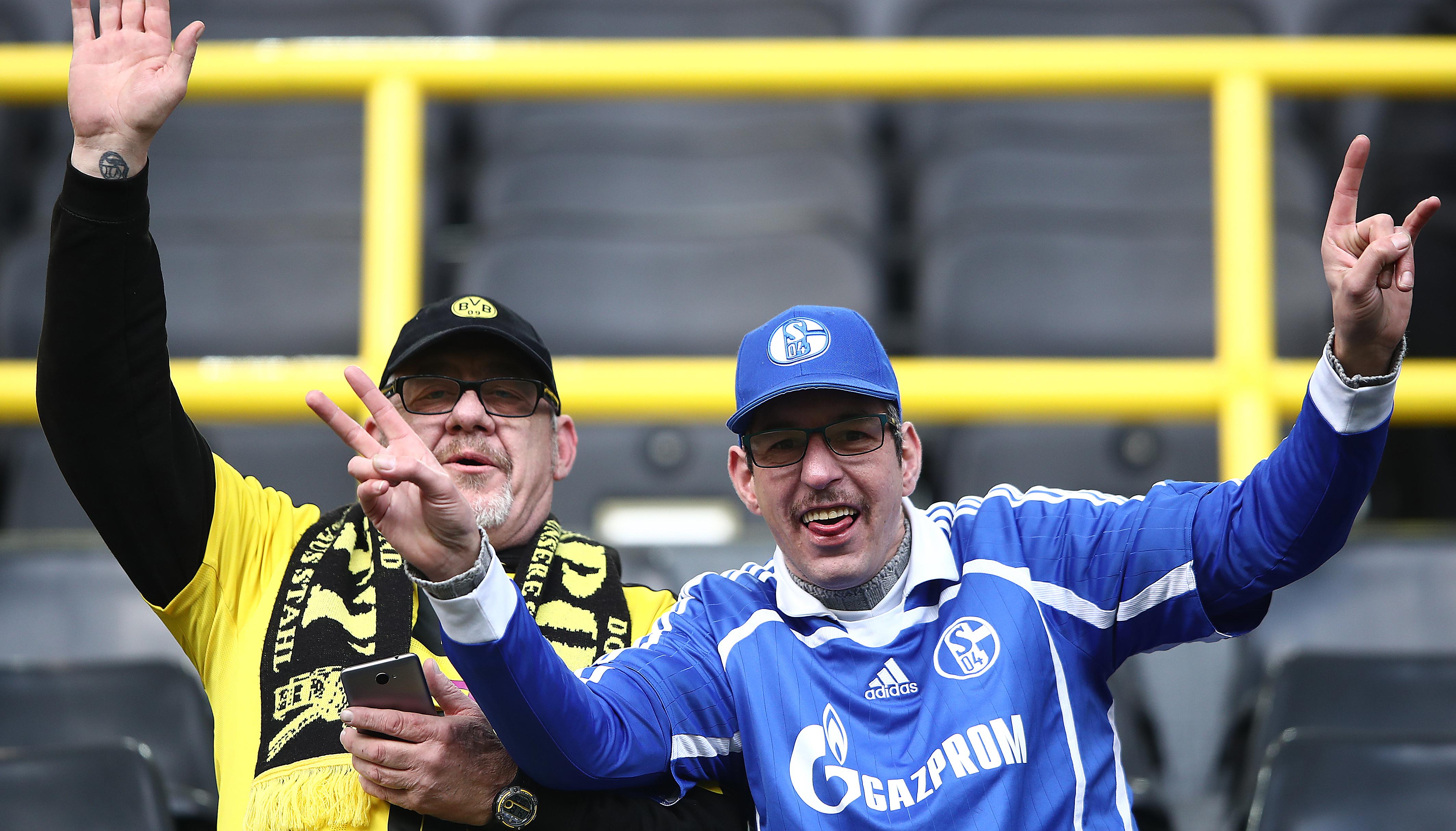 Bundesliga: Meister im Pott gesucht