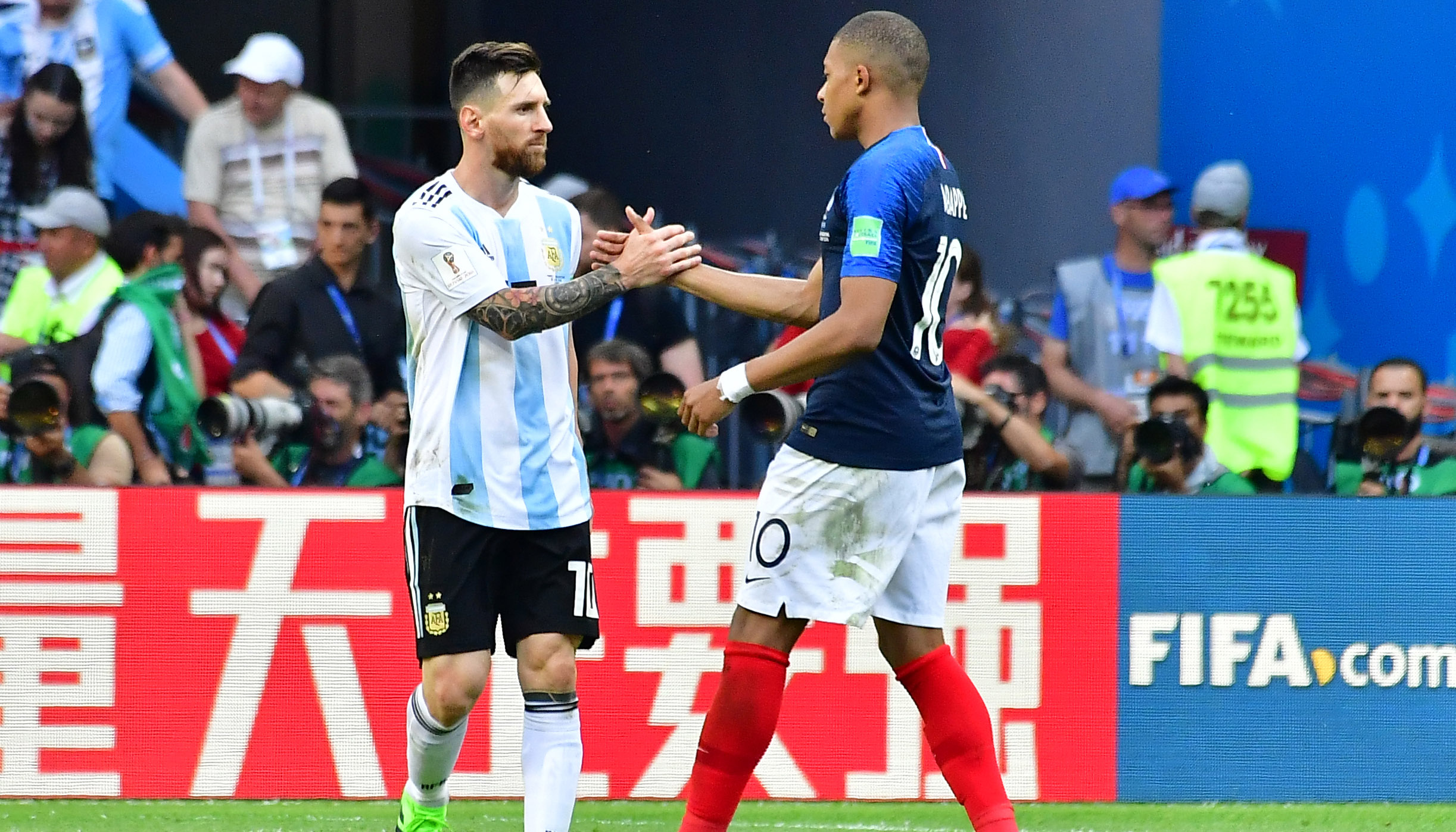 Goldener Schuh: Messi stellt neuen Rekord auf