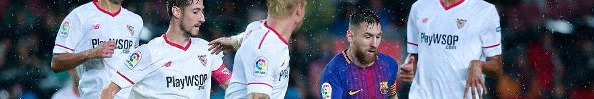 Barcelona vs Sevilla: Los Rojiblancos to have fitness edge