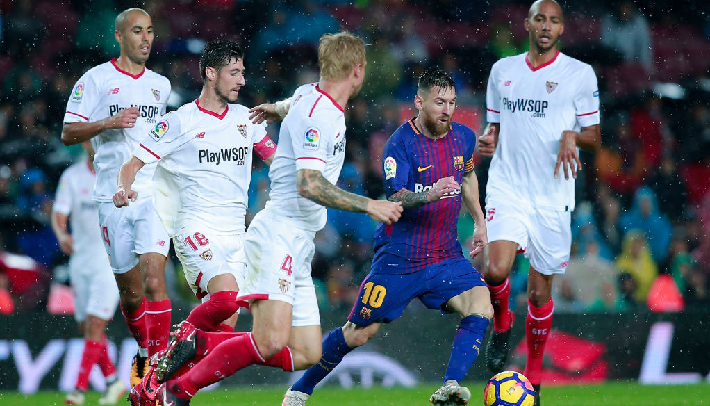 Barcelona vs Sevilla: Los Rojiblancos to have fitness edge