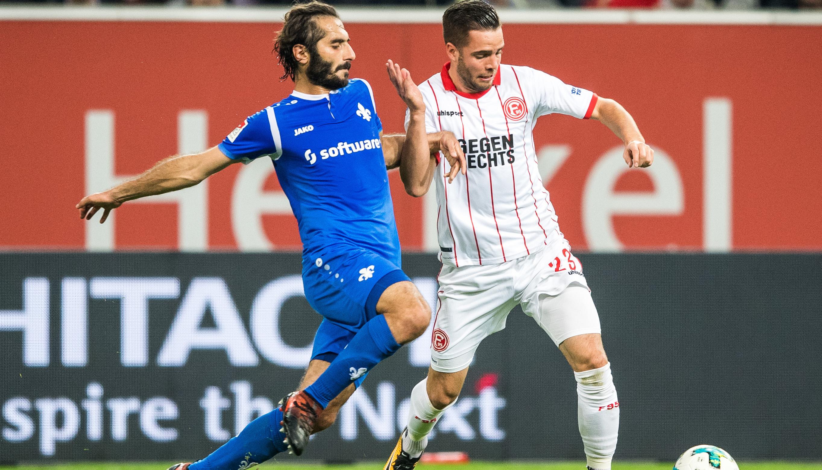 SV Darmstadt – Fortuna Düsseldorf: Wie sich die Zeiten ändern