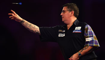 World Matchplay Darts: Anderson all the rage for Blackpool final