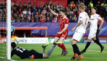 Bayern Munich vs Sevilla: Hosts to shade second close contest
