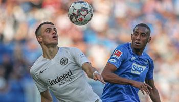 Eintracht Frankfurt – TSG Hoffenheim: SGE steht schon voll im Saft