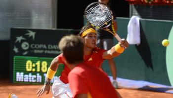 Copa Davis: el efecto Nadal ante Alemania