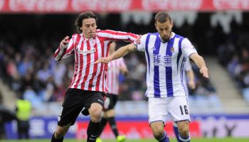 Athletic Club-Real Sociedad: el derbi vasco abre la octava jornada de LaLiga