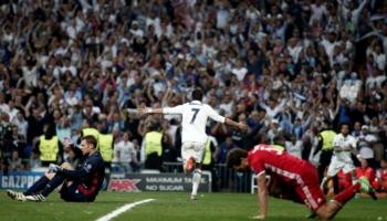 Cristiano Ronaldo, magia contra el Bayern