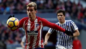 Atlético de Madrid-Real Sociedad: mantener el invicto contra ganas de escalar posiciones