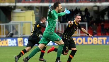 Milan-Benevento: un girone dopo il primo storico punto in A, i sanniti sono pronti all'addio