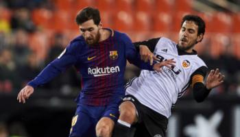 Valencia – Barcelona: un Barça desinflado busca el triunfo en Mestalla