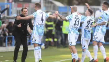 Serie A 2017/2018, le quote retrocessione: la SPAL non perde più, Sassuolo quasi salvo