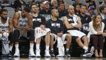 """Spurs-Warriors: San Antonio vuole evitare lo """"sweep"""" nel giorno del probabile addio di Ginobili"""